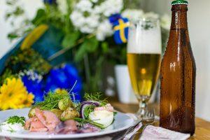 midsummer, sweden, summer
